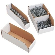 Open Top Bin Boxes