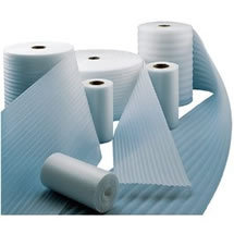 Air Foam Rolls