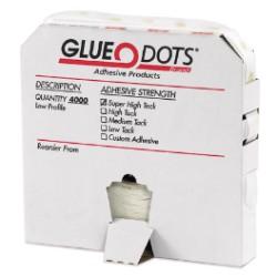 Glue Dot Rolls & Dispenser Boxes