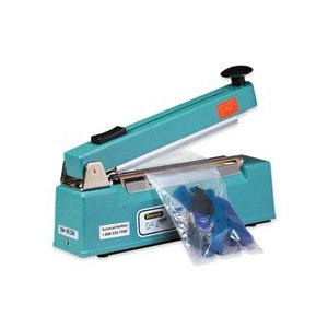 Impulse Sealers with Cutter