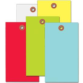 Tyvek Shipping Tags Colors