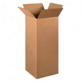 """12"""" x 12"""" x 30"""" Tall Corrugated Boxes"""