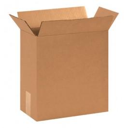 "12 3/4"" x 6 3/8"" x 13 1/2"" Corrugated Boxes"
