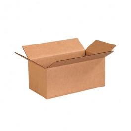 "12"" x 6"" x 5"" Long  Corrugated  Boxes"