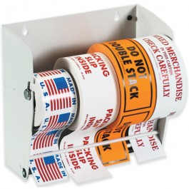 "8 1/2"" -  Wall  Mount  Label  Dispenser"