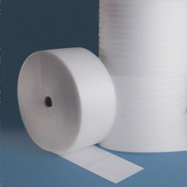 "1/8"" x 48"" x 550' Perforated  Air  Foam  Roll"