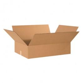 "24"" x 18"" x 6"" Flat Corrugated Boxes"