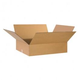 "24"" x 20"" x 6"" Flat Corrugated Boxes"