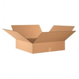 "24"" x 24"" x 6"" Flat Corrugated Boxes"