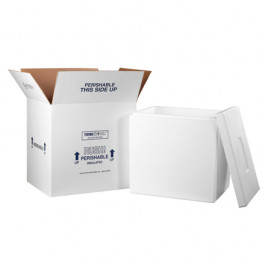 "18"" x 14"" x 19"" Insulated  Shipping  Kit"