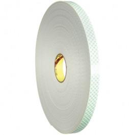 """3/4"""" x 5 yds.3M 4008  Double  Sided  Foam  Tape"""