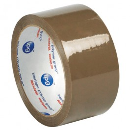 "2"" x 55 yds.  Tan2  Mil  Natural  Rubber  Tape"