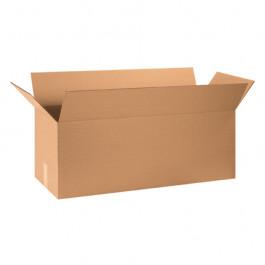 "32"" x 12"" x 12"" Long Corrugated Boxes"