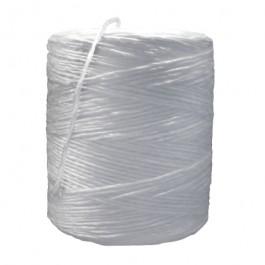 1- Ply, 210 lb,  White Polypropylene  Tying  Twine
