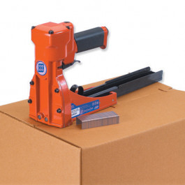"3/4""  Pneumatic  Stick  Feed  Carton  Stapler"