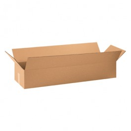 "34"" x 10"" x 6"" Long Corrugated Boxes"