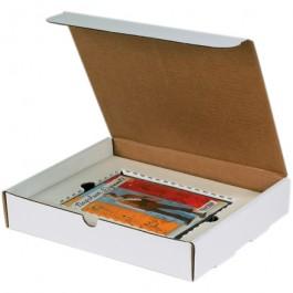 """11 1/8"""" x 8 3/4"""" x 4"""" DVD Literature Mailer Kit"""