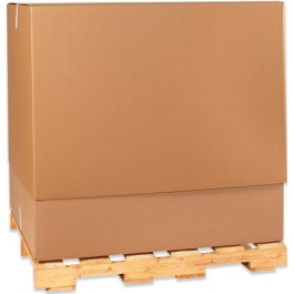 "36 1/2"" x 36 1/2"" x 40"" Telescoping  Outer  Boxes"