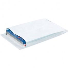 "10"" x 13"" x 1 1/2""  White Expandable  Tyvek®  Envelopes"