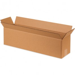 "36"" x 10"" x 10"" Long Corrugated Boxes"