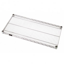 """72"""" x 24""""  Wire  Shelves - 2  Pack"""