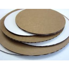 Corrugated Disks - Circles