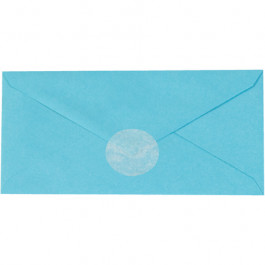 "3/4""  Frosty  White Circle  Paper  Mailing  Labels"