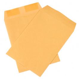 """7 1/2"""" x 10 1/2""""  Kraft Gummed  Envelopes"""