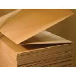 Corrugated Fanfold, Fanfold cardboard