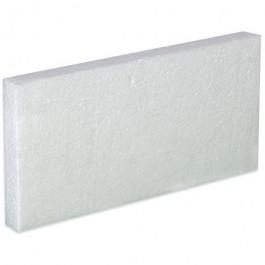 2 - 1 Gallon Plastic Jug Foam Insert