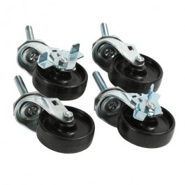 Casters for  Vertical  Roll  Paper  Cutter