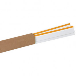 "1 1/4"" x 48"" Slip- Strip™  Label  Holder  Strips"