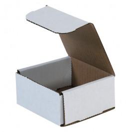 "4"" x 4"" x 2"" Corrugated  Mailers"