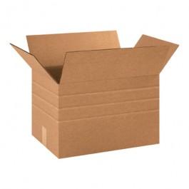 """18"""" x 12"""" x 12"""" Multi- Depth  Corrugated  Boxes"""