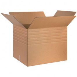 "30"" x 24"" x 24"" Heavy- Duty  Multi- Depth  Boxes"