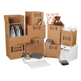 Small  Home  Moving  Kit