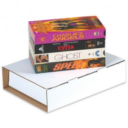 """8 1/2"""" x 7 5/8"""" x 2 1/16"""" Video  Tape  Mailers"""