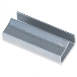 """1/2""""  Open/ Snap  On Metal  Poly  Strapping  Seals"""