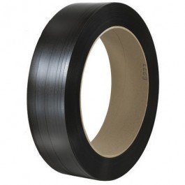 "1/2"" x 8000' - 16"" x 6""  Core  Hand  Grade  Signode®  Comparable  Polypropylene  Strapping -  Smooth"