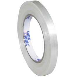 """1/2"""" x 60 yds. (12  Pack) Tape  Logic® 1500  Strapping  Tape"""