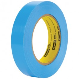 """1"""" x 60 yds.3M 8898  Poly  Strapping  Tape"""