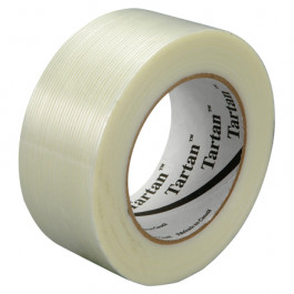"""2"""" x 60 yds.3M 8934  Strapping  Tape"""