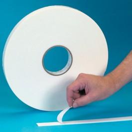 "1/2"" x 36 yds. (1/8""  White) (2  Pack) Tape  Logic®  Double  Sided  Foam  Tape"