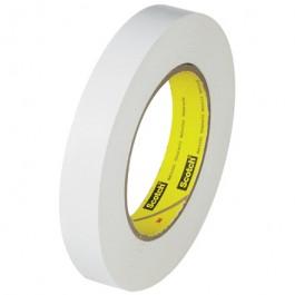 "3/4"" x 60 yds. (12  Pack)3M 256  White  Flatback  Tape"