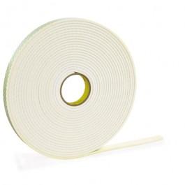 """1/2"""" x 36 yds.3M 4466  Double  Sided  Foam  Tape"""