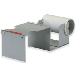 "4""  Metal  Label  Protection  Tape  Dispenser"