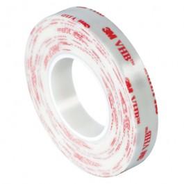 "1"" x 5 yds.  White3M 4920 VHB™  Tape"