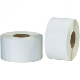 """6"""" x 4""""  White Thermal  Transfer  Labels"""