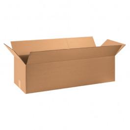 "36"" x 12"" x 10"" Long Corrugated Boxes"