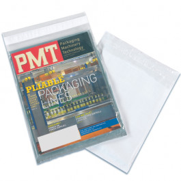 """9"""" x 12"""" Clear  View  Poly  Mailers"""